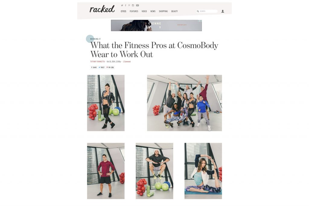 fitness pro spread