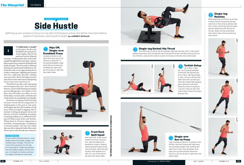 Blueprint Exercise Series: Side Hustle