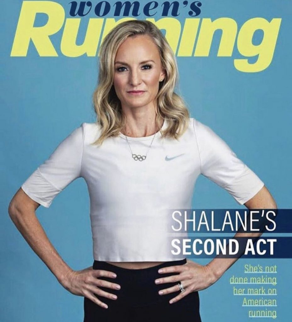 Cover of Women's Running Magazine March 2020